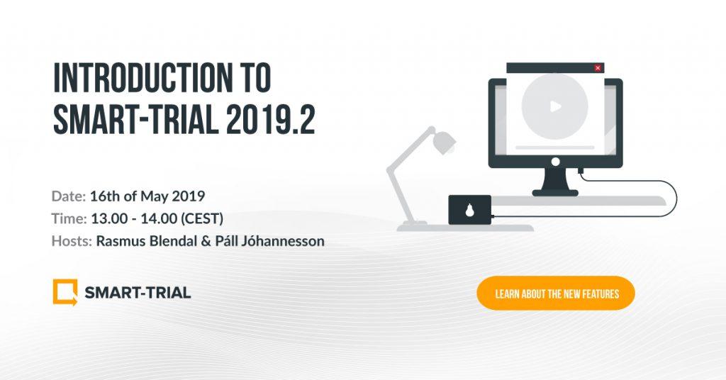 SMART-TRIAL 2019.2 Webinar
