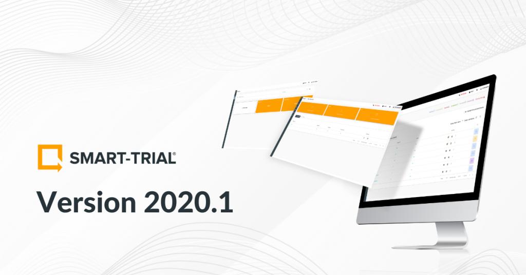 SMART-TRIAL 2020.1 release